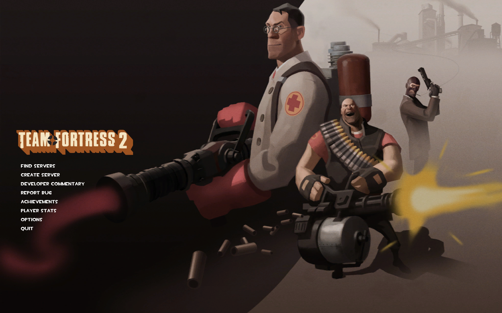 How To: Run Team Fortress 2 (TF2), Portal, Half-Life 2, HL2