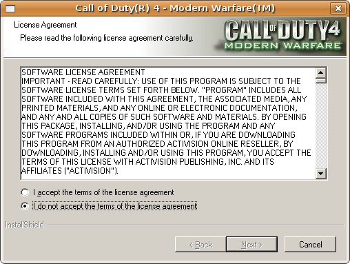 call of duty 4 modern warfare d3dx9 34 dll was not found