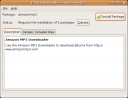 Amazon.com MP3 Downloader for Linux